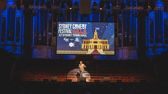 SydneyComedyFestival